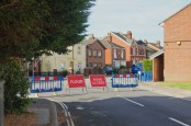 Road closure - Eastfield Road