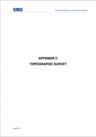 App. C Topographic Survey