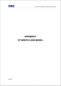 App. F Flood model