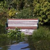 Oliver Road garden seat