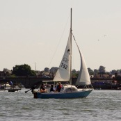 Sailing from St Denys club