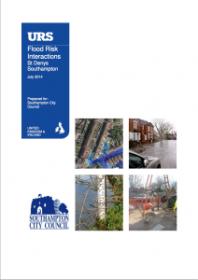 St Denys Flood Risk Report